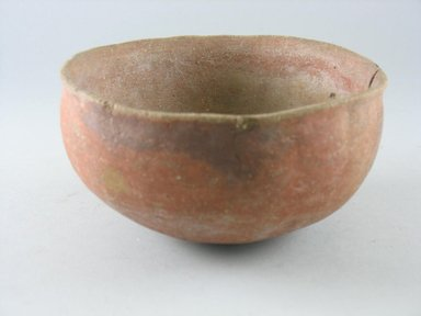 Navajo. <em>Bowl (Tetsa)</em>. Pottery, (13.5 x 7.0 cm). Brooklyn Museum, Museum Expedition 1903, Museum Collection Fund, 03.325.3869. Creative Commons-BY (Photo: Brooklyn Museum, CUR.03.325.3869.jpg)