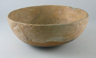 Navajo. <em>2 Bowls (Tetsa)</em>. Pottery Brooklyn Museum, Museum Expedition 1903, Museum Collection Fund, 03.325.3872a-b. Creative Commons-BY (Photo: Brooklyn Museum, CUR.03.325.3872a.jpg)