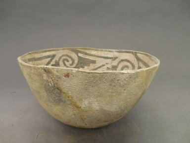 Ancient Pueblo (Anasazi). <em>Bowl</em>, 900-1100. Clay, 4 3/8 x 8 1/4 in. (11.1 x 21 cm). Brooklyn Museum, Museum Expedition 1903, Museum Collection Fund, 03.325.4228. Creative Commons-BY (Photo: Brooklyn Museum, CUR.03.325.4228_view1.jpg)