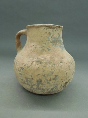 She-we-na (Zuni Pueblo). <em>Pitcher</em>. Clay, 6 11/16 x 5 1/2 in (17.0 x 14.0 cm). Brooklyn Museum, Museum Expedition 1904, Museum Collection Fund, 04.297.5293. Creative Commons-BY (Photo: Brooklyn Museum, CUR.04.297.5293.jpg)