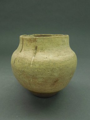 She-we-na (Zuni Pueblo). <em>Jar</em>. Clay, slip, 5 1/8 x 5 7/8 in (13.0 x 15.0 cm). Brooklyn Museum, Museum Expedition 1904, Museum Collection Fund, 04.297.5296. Creative Commons-BY (Photo: Brooklyn Museum, CUR.04.297.5296.jpg)