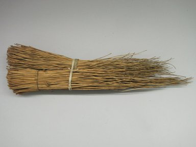 Hupa. <em>Basket Material</em>. Hazel, 2 3/8 × 5 1/4 × 19 1/8 in. (6 × 13.3 × 48.6 cm). Brooklyn Museum, Museum Expedition 1905, Museum Collection Fund, 05.588.7455. Creative Commons-BY (Photo: Brooklyn Museum, CUR.05.588.7455.jpg)