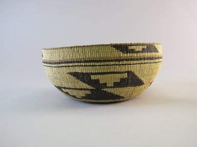 Hupa. <em>Basketry Hat</em>, late 19th century. Plant fiber