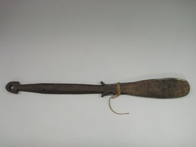 Hupa. <em>Mush Spoon</em>., 2 3/8 × 1 1/8 × 21 15/16 in. (6 × 2.9 × 55.7 cm). Brooklyn Museum, Museum Expedition 1905, Museum Collection Fund, 05.588.7531. Creative Commons-BY (Photo: Brooklyn Museum, CUR.05.588.7531.jpg)