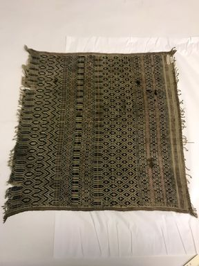 <em>Woven Textile</em>. Cotton Brooklyn Museum, Brooklyn Museum Collection, 05.8. Creative Commons-BY (Photo: , CUR.05.8_overall.jpg)