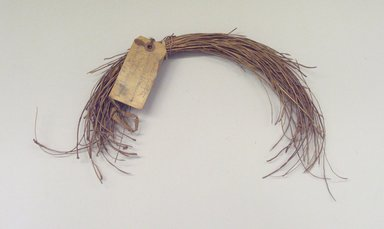 Shoshone. <em>Basket Weft Material</em>. Yucca Arborescens, 1 3/16 x 2 3/8 x 13 in.  (3.0 x 6.0 x 33.0 cm). Brooklyn Museum, By exchange, 07.468.9453. Creative Commons-BY (Photo: Brooklyn Museum, CUR.07.468.9453.jpg)