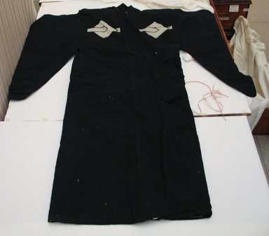 <em>Man's Long Sleeping Gown</em>, early 20th century. Cotton, 52 15/16 x 60 5/8 in. (134.5 x 154 cm). Brooklyn Museum, 12.79. Creative Commons-BY (Photo: Brooklyn Museum, CUR.12.79.jpg)
