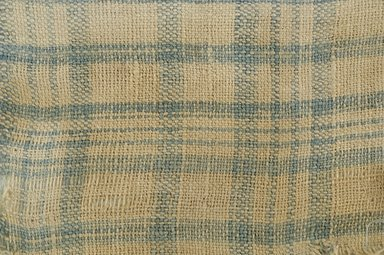 Coptic. <em>Fragment of Plain Cloth Weave</em>, 5th-6th century C.E. Linen, 4 x 4 1/4 in. (10.2 x 10.8 cm). Brooklyn Museum, Gift of the Egypt Exploration Fund, 15.474f. Creative Commons-BY (Photo: Brooklyn Museum (in collaboration with Index of Christian Art, Princeton University), CUR.15.474F_detail01_ICA.jpg)