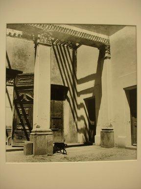 Renata von Hanffstengel (Mexican, born Germany 1934). <em>Ex-Hacienda</em>, 1978. Gelatin silver photograph, image: 10 3/4 x 10 1/2 in. (27.3 x 26.7 cm). Brooklyn Museum, Gift of Marcuse Pfeifer, 1990.119.21. © artist or artist's estate (Photo: Brooklyn Museum, CUR.1990.119.21.jpg)
