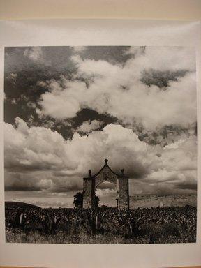 Renata von Hanffstengel (Mexican, born Germany 1934). <em>Down to Nowhere</em>, 1978. Gelatin silver photograph, image: 10 1/2 x 10 1/2 in. (26.7 x 26.7 cm). Brooklyn Museum, Gift of Marcuse Pfeifer, 1990.119.26. © artist or artist's estate (Photo: Brooklyn Museum, CUR.1990.119.26.jpg)