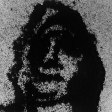 Dganit Berest (Israeli, born 1949). <em>Self-Portrait No. 9</em>, 1977-1991. Gelatin silver photograph (mixed media), sheet: 25 1/4 x 25 1/4 in. (64.1 x 64.1 cm). Brooklyn Museum, Purchased with funds given by George M. Jaffin, and Sholom A. Mark, and Lydia E. Kess., 1993.98. © artist or artist's estate (Photo: Image courtesy of the artist, CUR.1993.98_artist_photo.jpg)