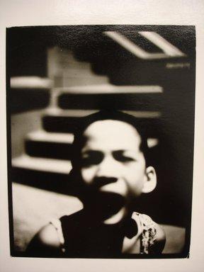 Michael Prince (American, born 1962). <em>Untitled</em>, 1995. Gelatin silver photograph, sheet: 8 × 10 in. (20.3 × 25.4 cm). Brooklyn Museum, Gift of the artist, 1995.167.1. © artist or artist's estate (Photo: Brooklyn Museum, CUR.1995.167.1.jpg)
