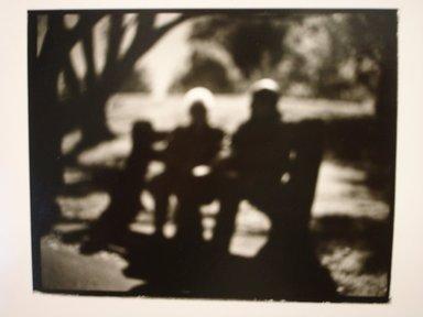 Michael Prince (American, born 1962). <em>Untitled</em>, 1995. Gelatin silver photograph, sheet: 8 × 10 in. (20.3 × 25.4 cm). Brooklyn Museum, Gift of the artist, 1995.167.2. © artist or artist's estate (Photo: Brooklyn Museum, CUR.1995.167.2.jpg)