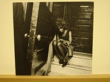 Leon Levinstein (American, 1910-1988). <em>[Untitled] (Harlem Prostitute)</em>, 1965. Gelatin silver photograph, 10 7/8 x 11 1/2 in. (27.5 x 29.3 cm). Brooklyn Museum, Gift of Stuart Karu, 1995.209.12. © artist or artist's estate (Photo: Brooklyn Museum, CUR.1995.209.12.jpg)