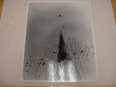 Harold Edgerton (American, 1903 - 1990). <em>No. 8 Dynamite Cap Explodes</em>, n.d. Gelatin silver photograph, image: 9 1/2 x 7 11/16 in. (24.2 x 19.5 cm). Brooklyn Museum, Gift of The Harold and Esther Edgerton Family Foundation, 1996.166.18. Creative Commons-BY (Photo: Brooklyn Museum, CUR.1996.166.18.jpg)