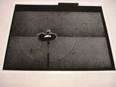Harold Edgerton (American, 1903 - 1990). <em>Dynamite Cap</em>, 1956. Gelatin silver photograph, image: 7 5/16 x 9 1/2 in. (18.6 x 24.1 cm). Brooklyn Museum, Gift of The Harold and Esther Edgerton Family Foundation, 1996.166.27. Creative Commons-BY (Photo: Brooklyn Museum, CUR.1996.166.27.jpg)