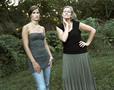 Lydia Panas (American, born 1958). <em>Mother</em>, 2008. Chromogenic photograph, 32 x 40 in. (81.3 x 101.6 cm). Brooklyn Museum, Gift of the artist, 2009.61. © artist or artist's estate (Photo: Brooklyn Museum, CUR.2009.61.jpg)