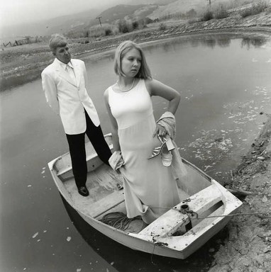 Arthur Tress (American, born 1940). <em>The Nuptial Cruise, Santa Barbara, CA</em>, 1999. Gelatin silver photograph, 11 x 14 in. (27.9 x 35.6 cm). Brooklyn Museum, Gift of William and Marilyn Braunstein, 2009.86.10. © artist or artist's estate (Photo: Brooklyn Museum, CUR.2009.86.10.jpg)
