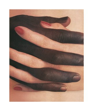 Hank Willis Thomas (American, born 1976). <em>Jungle Fever 1991/2007</em>, 1991/2007. Digital print, 35 1/4 x 29 1/2 in. (89.5 x 74.9 cm). Brooklyn Museum, Mary Smith Dorward Fund and gift of Robert Smith, by exchange, 2010.18.24. © artist or artist's estate (Photo: Image courtesy of Charles Guice Contemporary, CUR.2010.18.24_HWT08.030_HR_Charles_Guice_Contemporary_photograph.jpg)