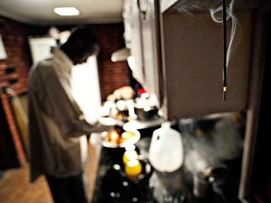 Damian Wampler (American, born 1977). <em>Untitled 1 (Kitchen)</em>, 2009. Inkjet print, Sheet: 17 x 22 1/8 in. (43.2 x 56.2 cm). Brooklyn Museum, Robert A. Levinson Fund, 2010.19.1. © artist or artist's estate (Photo: Image courtesy of the artist, CUR.2010.19.1_artist_photograph.jpg)