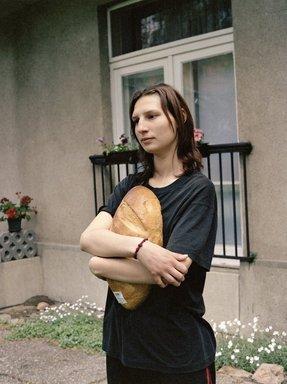 Monika Merva (American, born 1969). <em>Mariann, Hungary</em>, 2005. Chromogenic photograph, Image: 15 1/2 x 20 in. (39.4 x 50.8 cm). Brooklyn Museum, Gift of Edward J. Osowski in honor of the photographer, 2010.36.1. © artist or artist's estate (Photo: Image courtesy of the artist, CUR.2010.36.1_artist_photograph.jpg)