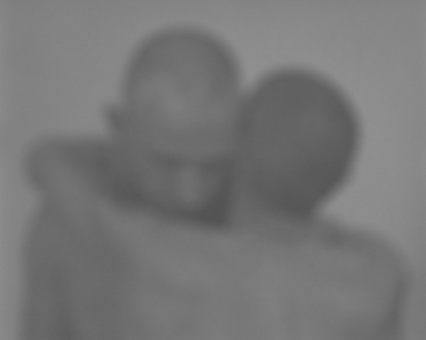 Bill Jacobson (American, born 1955). <em>Interim Couple #1164</em>, 1994. Gelatin silver photograph, Image: 8 x 10 in. (20.3 x 25.4 cm). Brooklyn Museum, Emily Winthrop Miles Fund, 2011.66. © artist or artist's estate (Photo: Brooklyn Museum, CUR.2011.66.jpg)