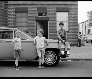 Ed Gallucci (American, born 1947). <em>Windsor Place</em>, 1973, printed 2013. Inkjet print, image: 8 1/2 x 12 5/8 in. (21.6 x 32.1 cm). Brooklyn Museum, Gift of the artist, 2013.80.6. © artist or artist's estate (Photo: Image courtesy of the artist, CUR.2013.80.6_artist_photograph.jpg)