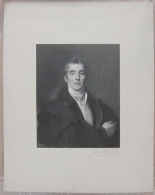 Timothy Cole (American, 1852-1931). <em>The Duke of Wellington</em>, 1899. Wood engraving, Sheet: 12 x 9 1/2 in. (30.5 x 24.1 cm). Brooklyn Museum, Museum Collection Fund, 21.498 (Photo: Brooklyn Museum, CUR.21.498.jpg)