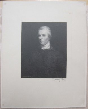 Timothy Cole (American, 1852-1931). <em>William Pitt</em>, 1898. Wood engraving, Sheet: 11 15/16 x 9 1/2 in. (30.4 x 24.2 cm). Brooklyn Museum, Museum Collection Fund, 21.501 (Photo: Brooklyn Museum, CUR.21.501.jpg)