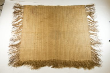 Mbuun. <em>Raffia Cloth</em>, 19th century. Raffia
