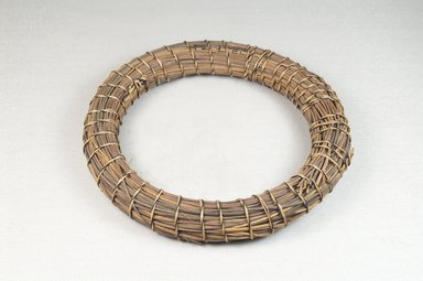 <em>Coiled Basket</em>. Brooklyn Museum, Museum Expedition 1922, Robert B. Woodward Memorial Fund, 22.1682. Creative Commons-BY (Photo: Brooklyn Museum, CUR.22.1682_top_PS5.jpg)