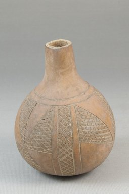 <em>Calabash</em>, before 1922. Gourd, height: 3 15/16 in. (10 cm); diameter: 2 15/16 in. (7.5 cm). Brooklyn Museum, Museum Expedition 1922, Robert B. Woodward Memorial Fund, 22.361. Creative Commons-BY (Photo: Brooklyn Museum, CUR.22.361_front_PS5.jpg)