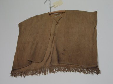 Loi. <em>Child's Short Coat</em>. Hemp, 22 7/16 x 18 7/8 in. (57 x 48 cm). Brooklyn Museum, Robert B. Woodward Memorial Fund, 22.45. Creative Commons-BY (Photo: Brooklyn Museum, CUR.22.45.jpg)