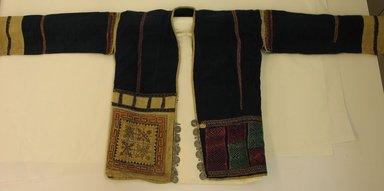 Loi. <em>Jacket</em>., 50 x 21 5/8 in. (127 x 55 cm). Brooklyn Museum, Robert B. Woodward Memorial Fund, 27325. Creative Commons-BY (Photo: Brooklyn Museum, CUR.27325_front.jpg)