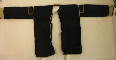 Loi. <em>Jacket</em>., 49 7/16 x 21 5/8 in. (125.5 x 55 cm). Brooklyn Museum, Robert B. Woodward Memorial Fund, 27327. Creative Commons-BY (Photo: Brooklyn Museum, CUR.27327_front.jpg)