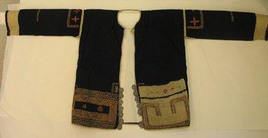 Loi. <em>Jacket</em>., 50 x 22 1/16 in. (127 x 56 cm). Brooklyn Museum, Robert B. Woodward Memorial Fund, 27328. Creative Commons-BY (Photo: Brooklyn Museum, CUR.27328_front.jpg)
