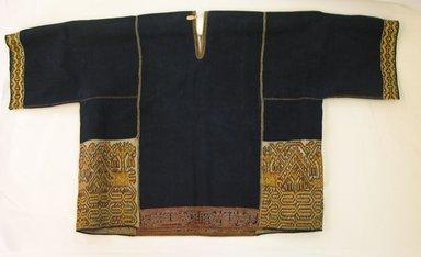 Loi. <em>Shirt</em>., 39 x 22 1/16 in. (99 x 56 cm). Brooklyn Museum, Robert B. Woodward Memorial Fund, 27332. Creative Commons-BY (Photo: Brooklyn Museum, CUR.27332_overall.jpg)