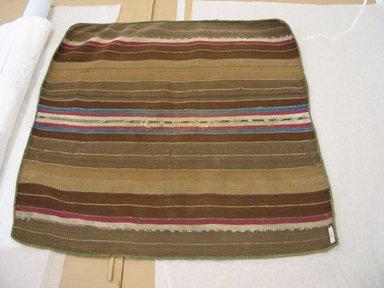 Aymara. <em>Carrying Cloth</em>, 20th century. Camelid fiber, 27 3/4 x 29 1/2 in. (70.5 x 74.9 cm). Brooklyn Museum, Alfred T. White Fund, 30.1165.19. Creative Commons-BY (Photo: Brooklyn Museum, CUR.30.1165.19.jpg)