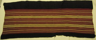 Aymara. <em>Skirt, 2 Pieces</em>, 18th century. Camelid fiber, a. 28 x 60 in. (71.1 x 152.4 cm). Brooklyn Museum, Alfred T. White Fund, 30.1165.23. Creative Commons-BY (Photo: Brooklyn Museum, CUR.30.1165.23a.jpg)