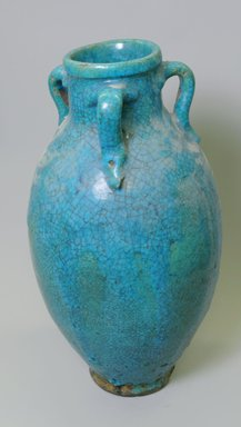 <em>Vase</em>, 18th century. Ceramic, glaze, height: 16 1/8 in. (41.0 cm). Brooklyn Museum, Gift of Helen S. Taylor, 32.524. Creative Commons-BY (Photo: Brooklyn Museum, CUR.32.524.jpg)
