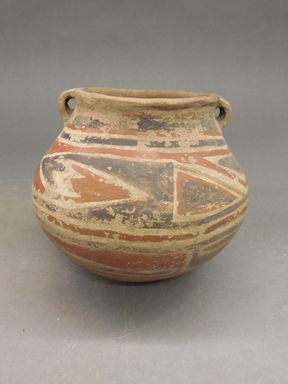 Southwest (unidentified). <em>Jar</em>. Clay, slip, 4 3/4 x 5 7/8 in.  (12.0 x 15.0 cm). Brooklyn Museum, Brooklyn Museum Collection, 34.622. Creative Commons-BY (Photo: Brooklyn Museum, CUR.34.622.jpg)