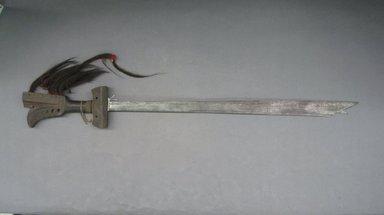 <em>Mortar</em>. Wood, lime, 2 11/16 × 4 1/2 in. (6.8 × 11.5 cm). Brooklyn Museum, Gift of Appleton Sturgis, 35.2151. Creative Commons-BY (Photo: Brooklyn Museum, CUR.35.2151.jpg)