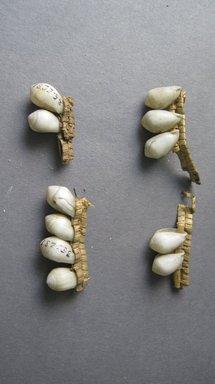 Kiribati. <em>Necklace</em>. Shell, fiber, 14 3/8 x 13/16 in. (36.5 x 2 cm). Brooklyn Museum, Gift of Appleton Sturgis, 35.2231. Creative Commons-BY (Photo: Brooklyn Museum, CUR.35.2231.jpg)