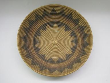Ute. <em>Wedding Basket</em>., 4 x 14 3/4in. (10.2 x 37.5cm). Brooklyn Museum, Gift of Mrs. Frederic B. Pratt, 37.167. Creative Commons-BY (Photo: , CUR.37.167_view01.jpg)