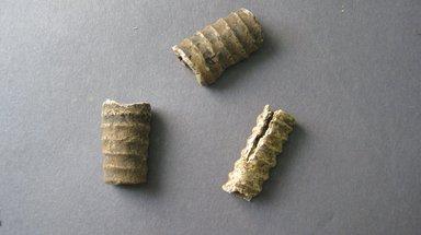 Marquesan. <em>Ornament</em>, before 1938. Bone, 1/2 x 1 1/4 in. (1.2 x 3.2 cm). Brooklyn Museum, A. Augustus Healy Fund, 42.211.29. Creative Commons-BY (Photo: Brooklyn Museum, CUR.42.211.29.jpg)