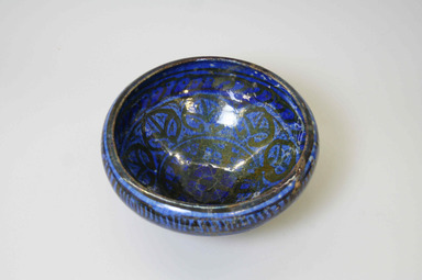 <em>Bowl</em>, 18th century. Pottery, 6 3/4 x 6 3/4 in. (17.2 x 17.2 cm). Brooklyn Museum, Gift of Mrs. Horace O. Havemeyer, 42.212.2. Creative Commons-BY (Photo: , CUR.42.212.2_view03.jpg)