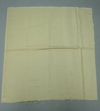 <em>Dupont Textile</em>, 1940. Nylon, 34 1/2 x 37 1/2 in. (87.6 x 95.3 cm). Brooklyn Museum, Gift of E. I. du Pont de Nemours and Company, 46.200.4 (Photo: Brooklyn Museum, CUR.46.200.4.jpg)