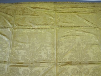 <em>Textile Panel</em>, 18th or early 19th century. Silk, 101 x 114 in. (256.5 x 289.6 cm). Brooklyn Museum, Gift of Susan D. Bliss, 51.248.5. Creative Commons-BY (Photo: Brooklyn Museum, CUR.51.248.5.jpg)
