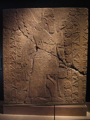 assyrian sacred tree