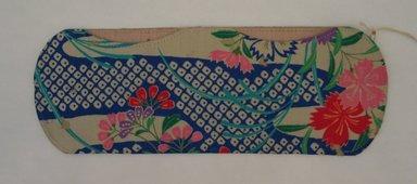 <em>Pocket</em>, 20th century., 4 3/4 x 13 3/16 in. (12 x 33.5 cm). Brooklyn Museum, Gift of Mrs. Hamilton King, 56.58.10. Creative Commons-BY (Photo: Brooklyn Museum, CUR.56.58.10.jpg)